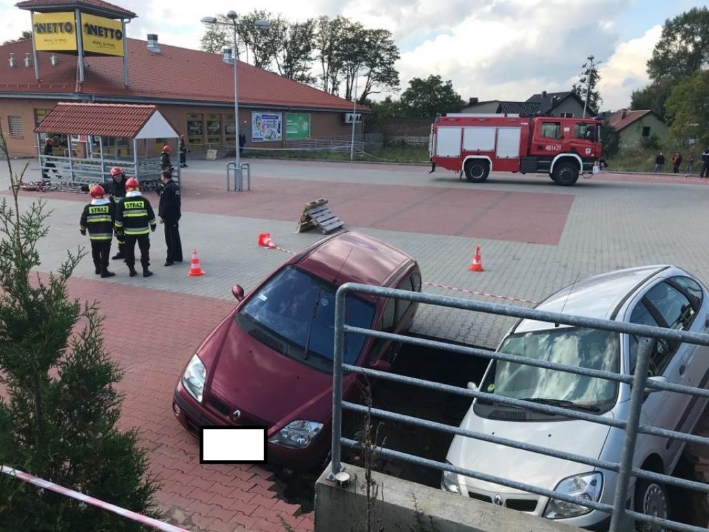 Jaworzno, ul. Katowicka - Netto, 25.09.2017